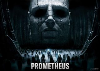 Webtv-pl Prometheus movie Alien