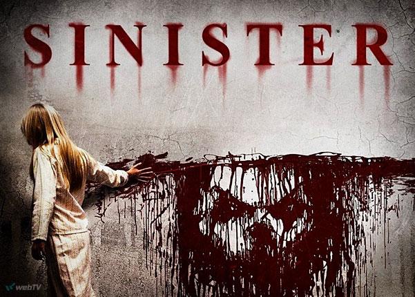 Sinister Horror 2012 film vod w sieci filmy