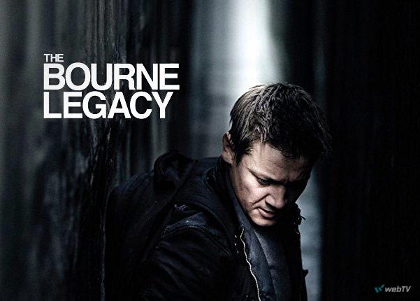 Dziedzictwo Bourne'a Bourne Legacy Webtv trailer
