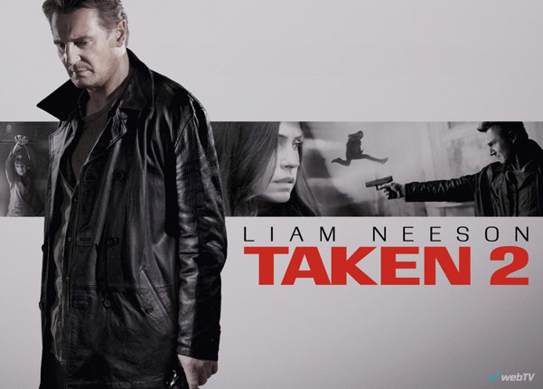 Uprowadzona 2 film movie taken2 VOD