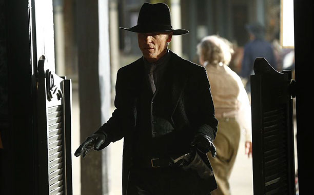 Westworld serial Sezon 1, Westworld Ed Harris