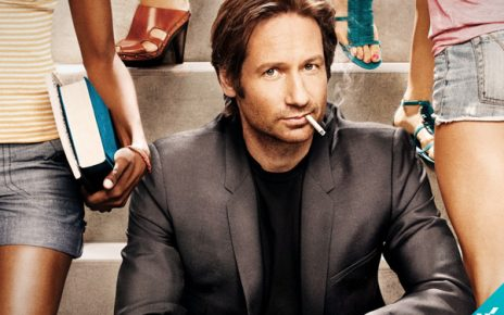 David Duchovny Californication Hanku Moody serial