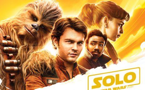 Star Wars Solo movie film Han Solo