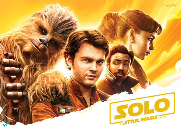 Star Wars Solo movie film Han Solo